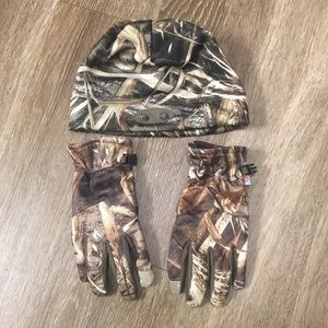 Other - Max 5 Light Beanie w Gloves